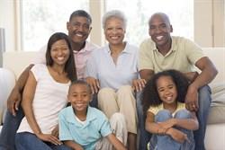 3 generation family