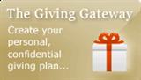 Giving Gateway Button